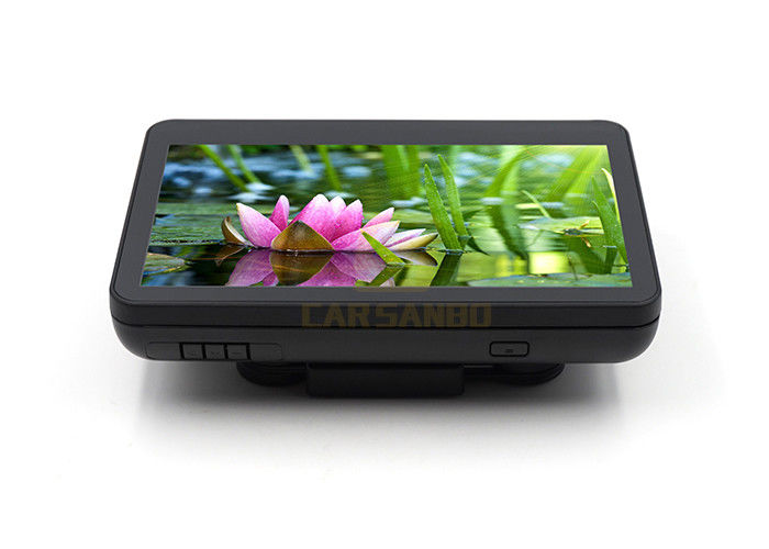 10.1 Inch Android 5.1 Headrest Dvd Player With Wifi , Mirror Link mp4 Function