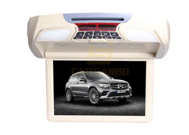 12.1inch Roof Mounted In Car Dvd Player 1024*800 1 Audio Input / Output