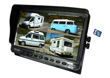 Recorder Function Truck / Bus Camera System 7 Inch Digital TFT LCD Monitor