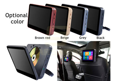 "China Portable Dvd Player For Car Headrest Mount / 10.1"" Bluetooth Headrest Dvd Player factory"