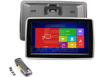 "10.1"" Capacitive Screen Headrest Screen Dvd Player / Portable Dvd Player For Car Headrest"
