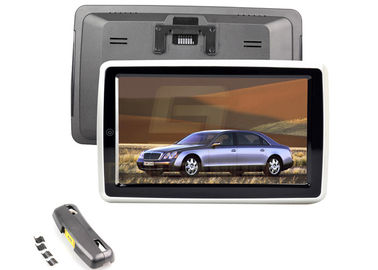"10.1"" Headrest Portable Dvd Player Capacitive Touch With SD Card / USB Reader"