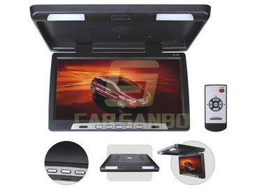 High Resolution In Car Roof Mount Dvd Player 15.6 Inch HDMI Input Optional 1280*645