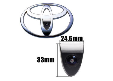 Toyota Front View Car Camera System Horizontal Angle 160 Degree