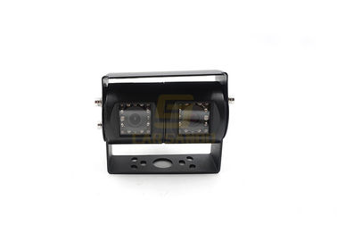 High Definition BUS Camera System Dual Lens Sharp Ccd Car Camera With 170 Degree