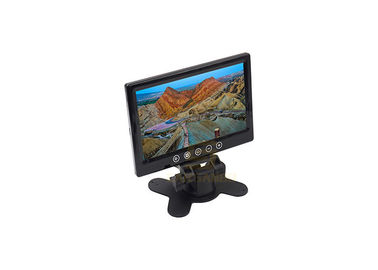 7 Inch Touch Keystand Alone Car LCD Monitor With 20%-85% Operating Humidity