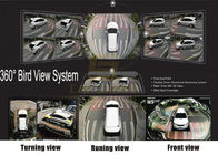 High Definition 360 Degree Car Camera System For Parking Assist